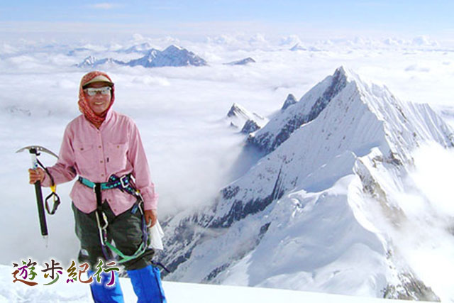 故郷の干し柿、登頂の疲れ癒やす登山家の田部井淳子さん