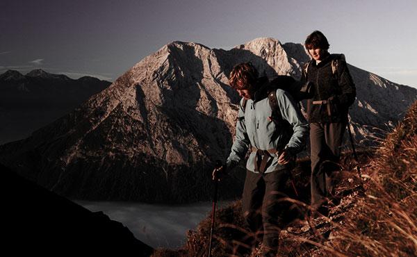 登山を安心して楽しむため