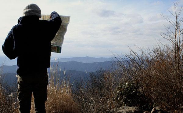 登山計画表を作る
