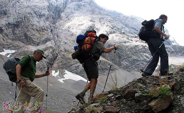 体力に応じた山登りで、バテないための5つの鉄則