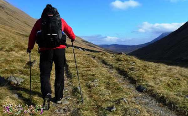 登山用のストック2