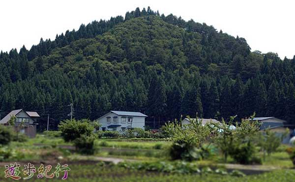 秋田県黒又山