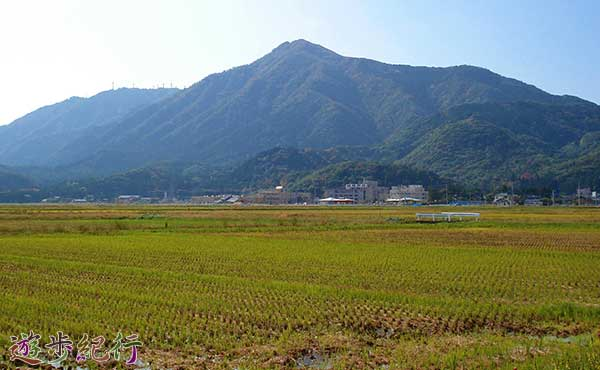 新潟弥彦山