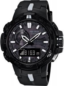 竹内洋岳の限定モデルの時計・新「PRO TREK」