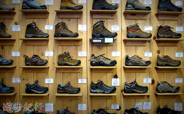 登山靴の買い方