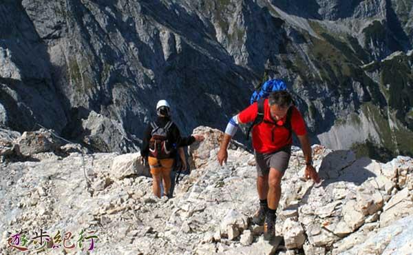 登山道における自己責任
