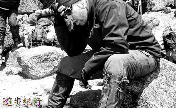 中高年登山者の遭難事故を防ぐ、山行中の病気の予防と対応(2)
