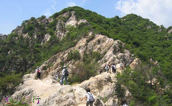 神戸六甲で本格的なアルプス登山?須磨アルプスへ