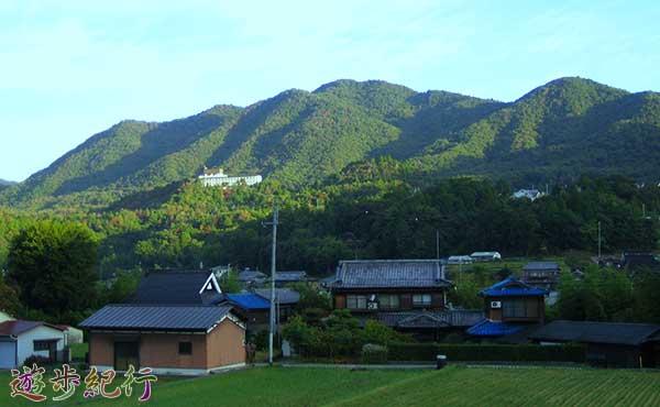 神戸六甲の静かな隠れ里、悲しい歴史が残る稚児ガ墓山を登る