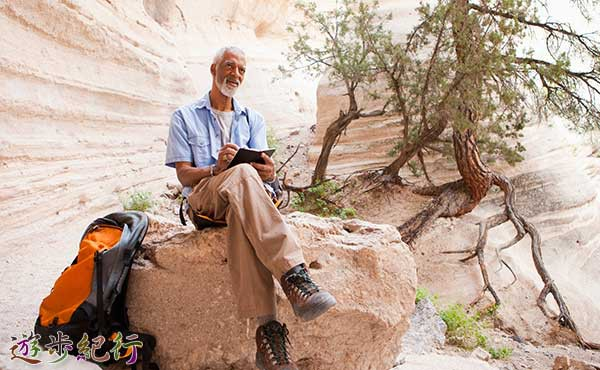 単独で歩く登山の場合は、休憩はしっかりと取ること。休憩は登山をするためのワンステップではなく、登山そのもの