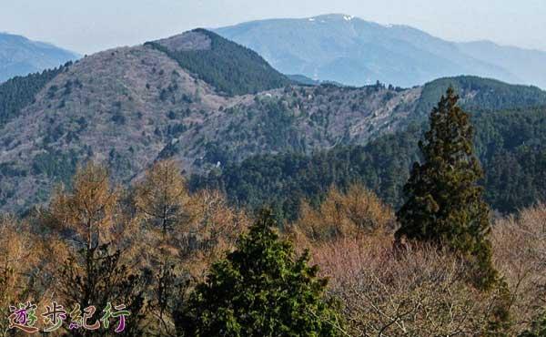 最澄、親鸞、法然ゆかりの都富士、比叡山系横高山