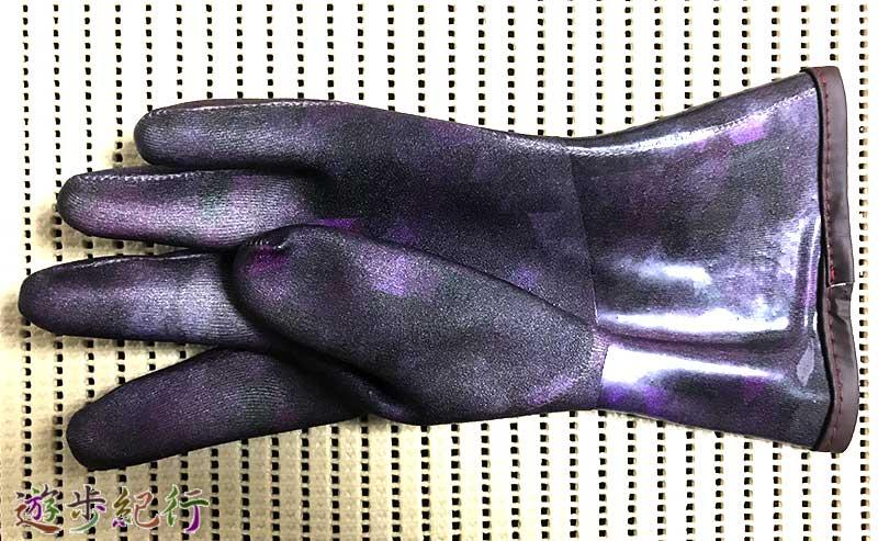 ワークマンAEGISフルコーティンググローブは雨の日のツーリングを快適にする