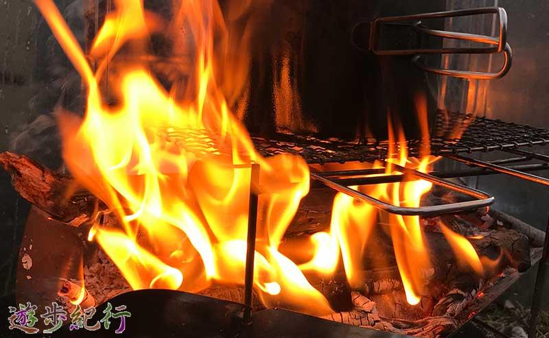 ソロキャンパーは燃やした炭の後始末をどうしているのか?